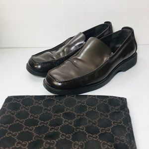 Gucci Men's Moccasins Slip On Loafers Shoes